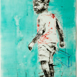 nelson-makamo_fabric-of-life_monotype-and-oil-paint-on-285gsm-fabriano-paper_1250x900mm_framed