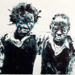 nelson-makamo_non-social-selfies-2_monotype-and-oil-pastel-on-285gsm-fabriano-paper_790x1075mm_framed