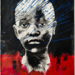nelson-makamo_the-luxuries-of-life_oil-paint-and-charcoal-on-285gsm-fabriano-paper_1470x1075mm_framed
