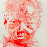 nelson-makamo_the-red_ink-and-oil-pastel-on-285gsm-fabriano-paper_1000x700mm_unframed