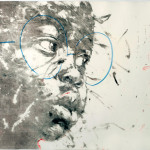 nelson makamo_wondering-where-my-next-blessing-is-coming-from2_monotype-and-pastel-on-285gsm-fabriano-paper_890x1470mm_framed