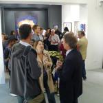 Opening Nelson Makamo exhibit 01