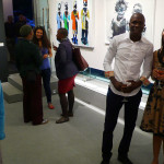 Opening Nelson Makamo exhibit 02