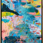 paul-senyol-courageous-club-2016-mixed-media-on-linen-370-x-320mm-framed